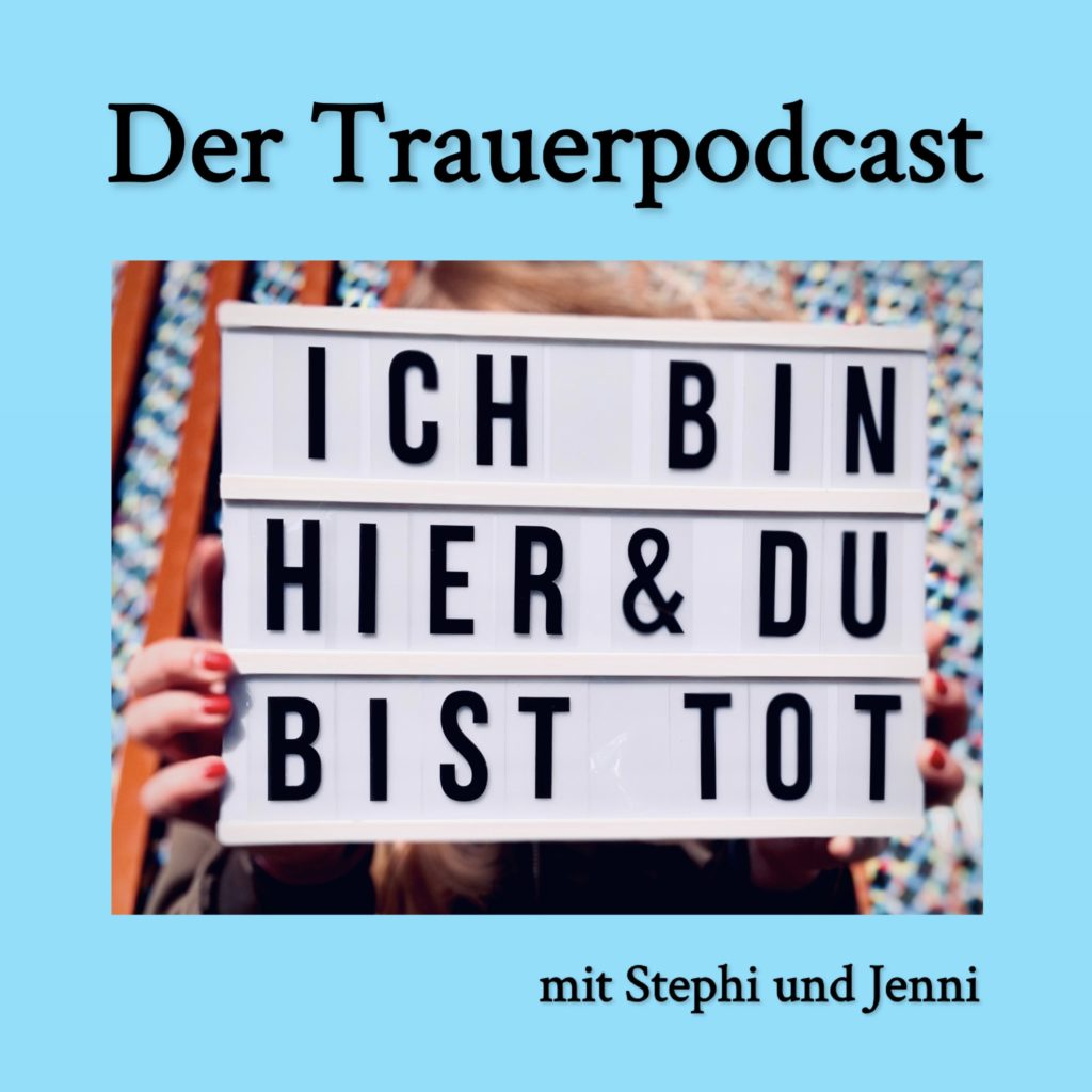 Trauer Podcast Logo
